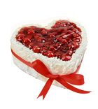 Cherry of Love cake