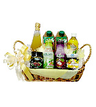 Healthy Juice Basket
