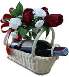 Wine Basket (H)