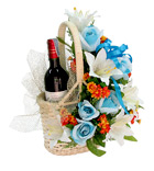 Wine Basket (Y)