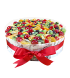 Deluxe Fresh Fruits cake